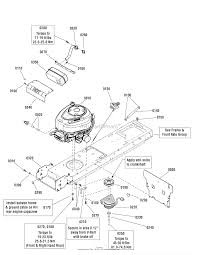 Briggs and stratton parts diagram new snapper 130 lt2146 46 quot 21 hp lawn tractor lt200
