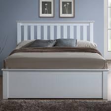 Ottoman For Bedroom Home Haus Arizona Ottoman Bed Reviews Wayfaircouk