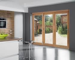 used triple sliding glass patio doors