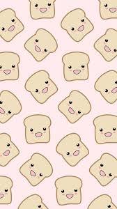 cartoon bread wallpaper. Delighful Wallpaper Bread Chibi And Food Image On Cartoon Bread Wallpaper E