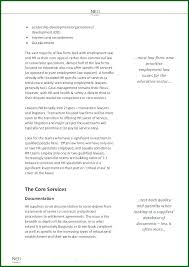 Contract Termination End Of Employment Letter Format Template