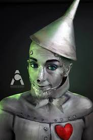 tin man makeup
