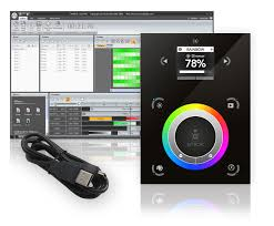 Usb To Dmx Interface With Lighting Software Stick De3 Dmx Controller Megaled