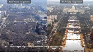 trump inauguration crowd size fox brit hume calls bs on trump and obama inauguration pics claims