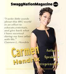 SwaggNationMagazine.com Carmen Hendrix