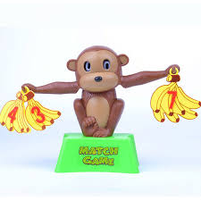 Cân cân bằng khỉ học toán Monkey Match Game | Tieumap