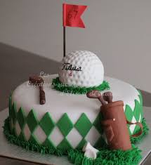 Golf Ball Decorations Top Golf Cakes CakeCentral 92