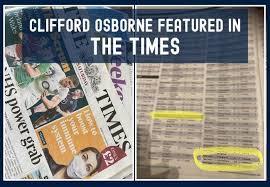 Top Financial Adviser East Sussex   Clifford Osborne IFA
