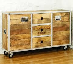 modish furniture. manhattan loft reclaimed wood deluxe sideboard modish living furniture
