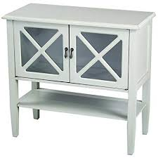 accent console cabinet.  Console Heather Ann Creations Modern 2 Door Accent Console Cabinet With X Pane  Glass Insert And Bottom For N