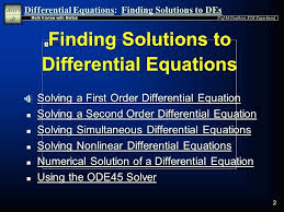 mathcad symbolic solution diffeial equations solutions for class maths chapter 9 series equation mathematica ncert