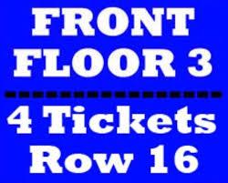 Rogers Centre Seating Chart Ed Sheeran Tickets 4 Tickets Ed Sheeran 8 10 17 Floor 3 Row 16 Staples