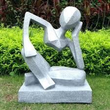elegant yard art contemporary garden statues yard statues new contemporary garden art large garden