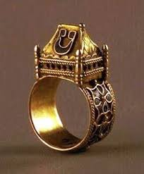 ring located at the museum of decorative arts in paris jewish rings cool religious jewelry in 2018 rings wedding rings jewelry