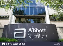 a logo sign outside of a facility occupied by abbott nutrition in columbus ohio on july 23 2016