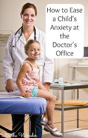 kids office. Visiting The Doctor Can Be Stressful For Both Kids And Parents. Here Are 10 Tips Office