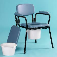 Silla Commode