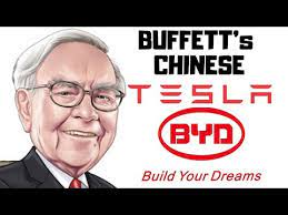 byd stock the chinese tesla owned by