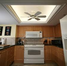 Kitchen Ceiling Led Lighting Kitchen Led Light Fixtures Silescent Lighting Dimmable Kitchen
