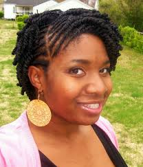 Twist Braids Hair Style tag twist braids for short natural hair hairstyle picture magz 1784 by stevesalt.us