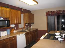 Kitchen Living Room Color Schemes Painting Kitchen And Living Room Home Furniture