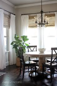 Crazy Wonderful Woven Wood Shades | Bamboo roman shades, Woods and ...