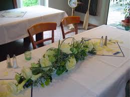 Blumendeko Wiebach Produkt 3 Tischdeko Runder Tisch Wpe