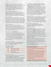 Villainous Classes From The D D 5e Dungeon Masters Guide