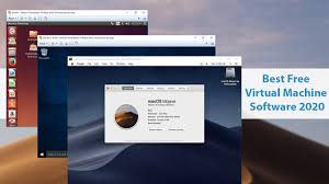 Best Software For Machine Design Best Free Virtual Machine Software In 2020