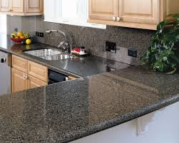 Kitchen Granite Colors Quartz Kitchen Countertops Modern Kitchen With Green Quartz