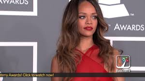 See Thru Tv Rihanna Rocks See Through Dress On The Grammys Red Carpet Youtube