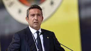 Fenerbahçe Başkanı Ali Koç'tan Beşiktaş'a hakem göndermesi