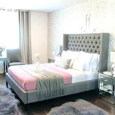 Pink Bedroom Ideas Pink And Grey Bedrooms Grey White And Pink ...