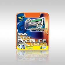 Бритвенные <b>кассеты Gillette Fusion ProGlide</b> Power
