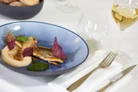 The Bistronomic Restaurant Of Le Splendid Hotel In Dax