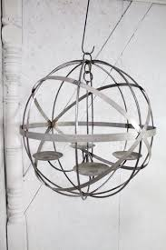 24 wrought iron mystic candle chandelier large light