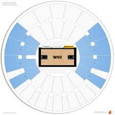 Charles Koch Arena Wichita State Seating Guide