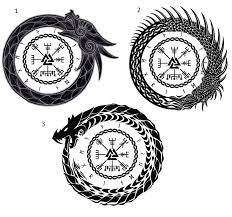 Having Trouble Deciding Which Of My Designs I Like Best 1st Tattoo