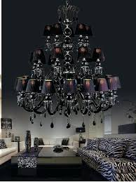 large black lamp lights large black chandelier lamp with shades for dining room hotel hall vintage