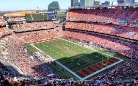 Cleveland Browns Stadium Seating Chart View Firstenergy Stadium Cleveland Browns Football Stadium