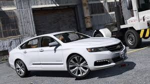 2015 Chevrolet Impala Ltz 1 0 Replace Gta5 Mods Com