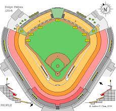 Clems Baseball Dodger Stadium
