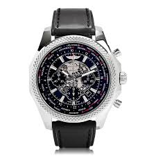 breitling for bentley watches the watch gallery breitling for bentley black b05 unitime automatic mens watch ab0521u40 bc65 478x