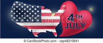 american independece day fb cover csp48210641