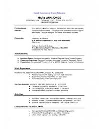 Browse Free Functional Resume Templates Online Cv Writing Samples