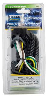 amazon com reese towpower 85262 replacement oem tow package amazon com reese towpower 85262 replacement oem tow package wiring harness automotive