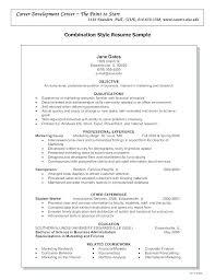 Combination Resume Template Free Mesmerizing Combination Resume Template Download Llun