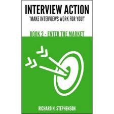 Job Interview Books Job Interview Hints Tips Interview Action Enter The Market