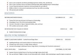 Bartending Resume Examples Free For You 12 Free Bartender Resume