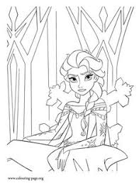 Small Picture Anna Frozen Coloring Page Frozen Pinterest Anna frozen Anna